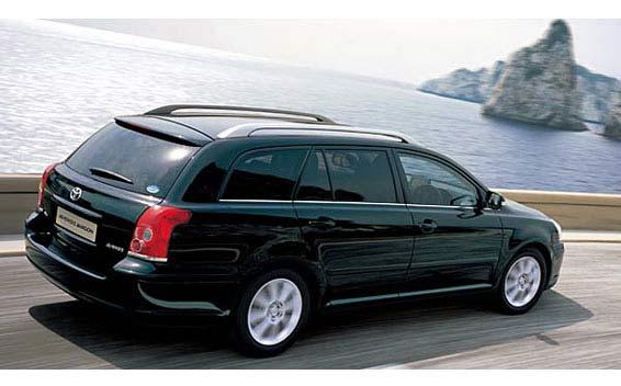 2006 Toyota Avensis Wagon