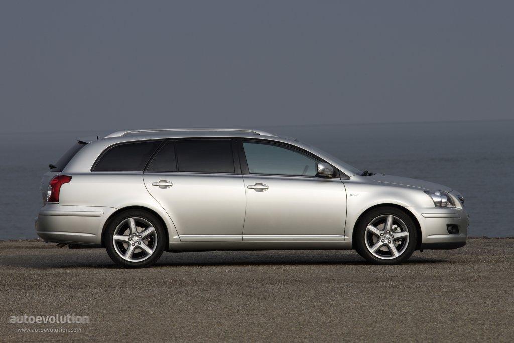2006 toyota avensis wagon partsopen. Black Bedroom Furniture Sets. Home Design Ideas
