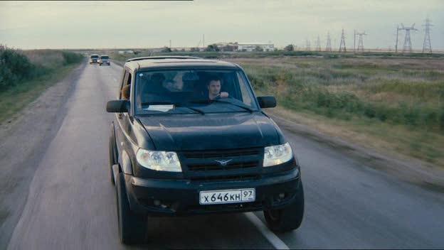 2006 UAZ Patriot