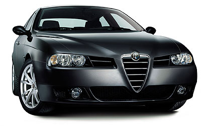 2007 Alfa Romeo 156