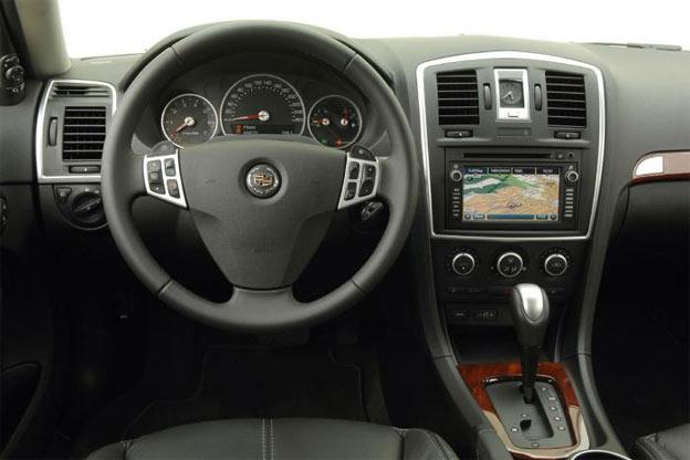 2007 Cadillac BLS