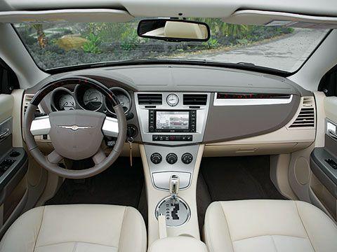 2007 Chrysler Sebring Convertible Partsopen
