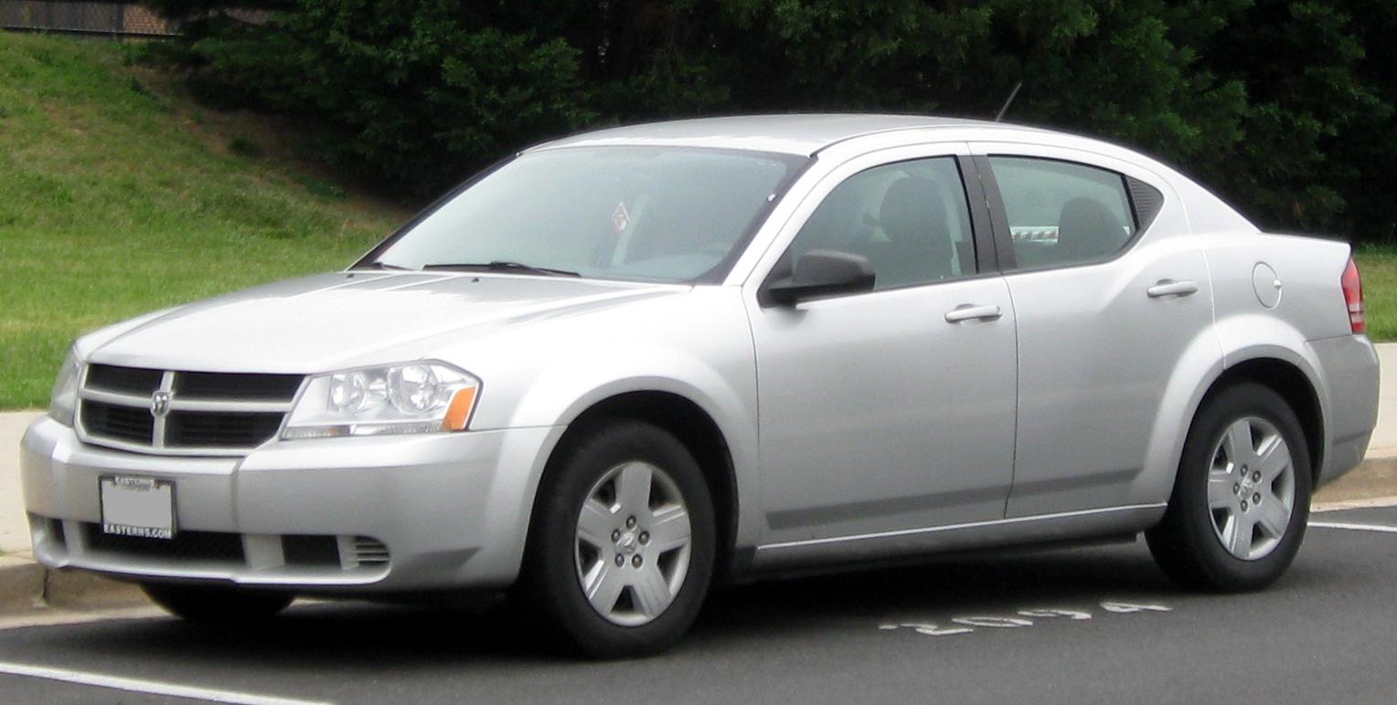 2007 Dodge Avenger