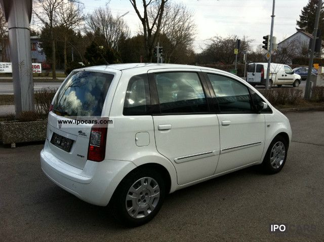 2007 fiat idea partsopen for Fiat idea 2007 precio