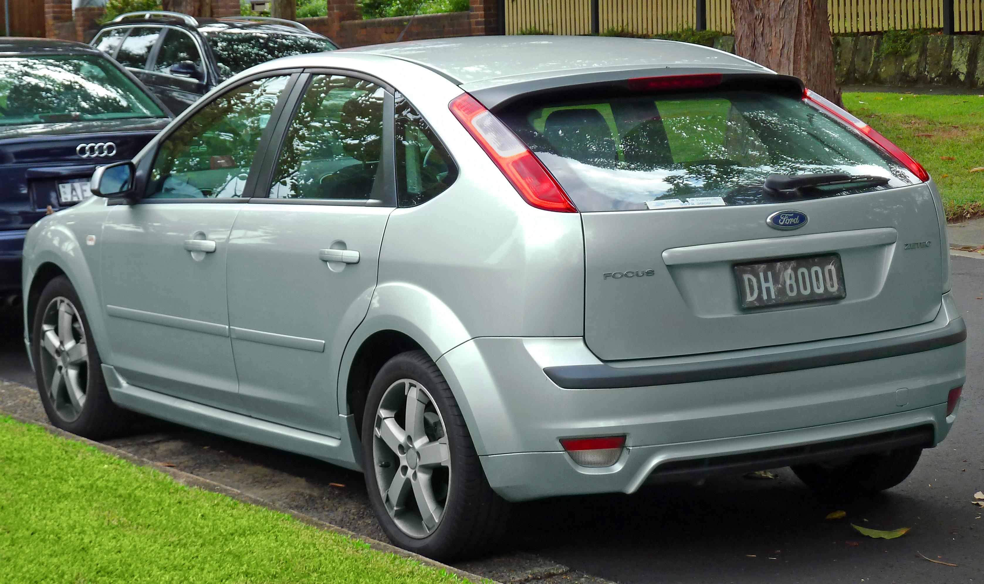 2007 Ford Focus Hatchback >> 2007 Ford Focus 5 Doors - Partsopen