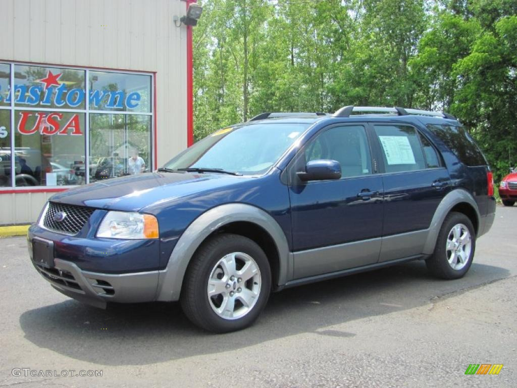Ford Freestyle on 2006 Ford Freestyle Parts
