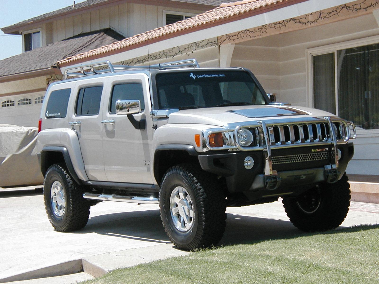 Hummer Models List >> 2007 HUMMER H3 - Partsopen