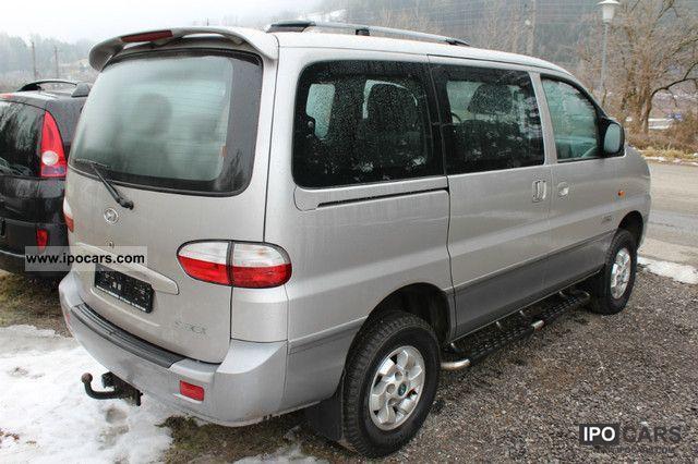 2007 Hyundai H-1 Starex