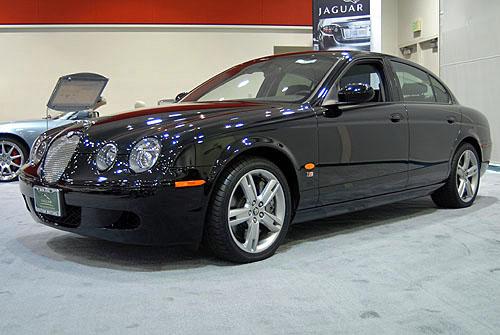 Jaguar Stype R
