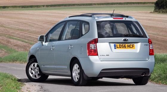 2007 Kia Carens