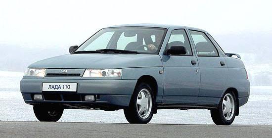 2007 Lada 110