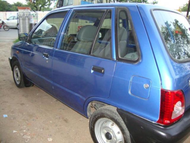 2007 Maruti 800