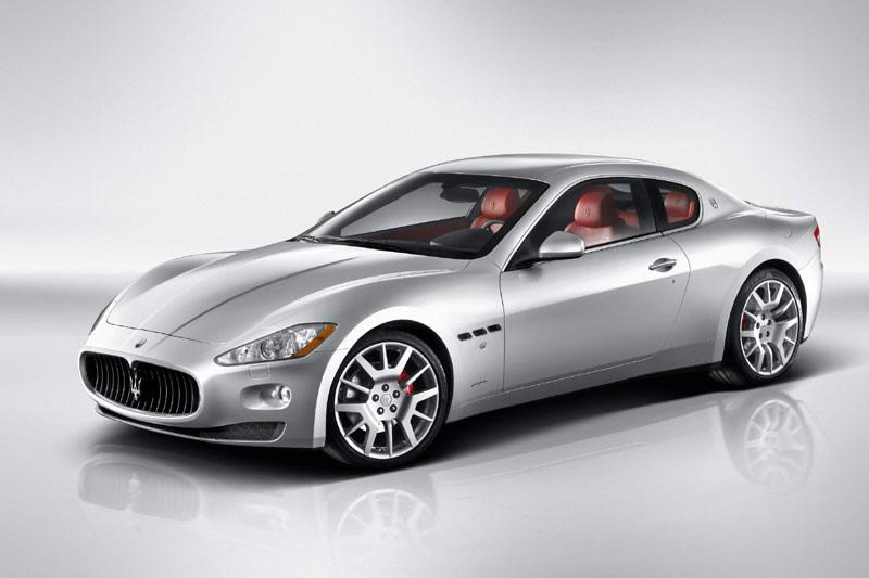 2007 Maserati Coupe