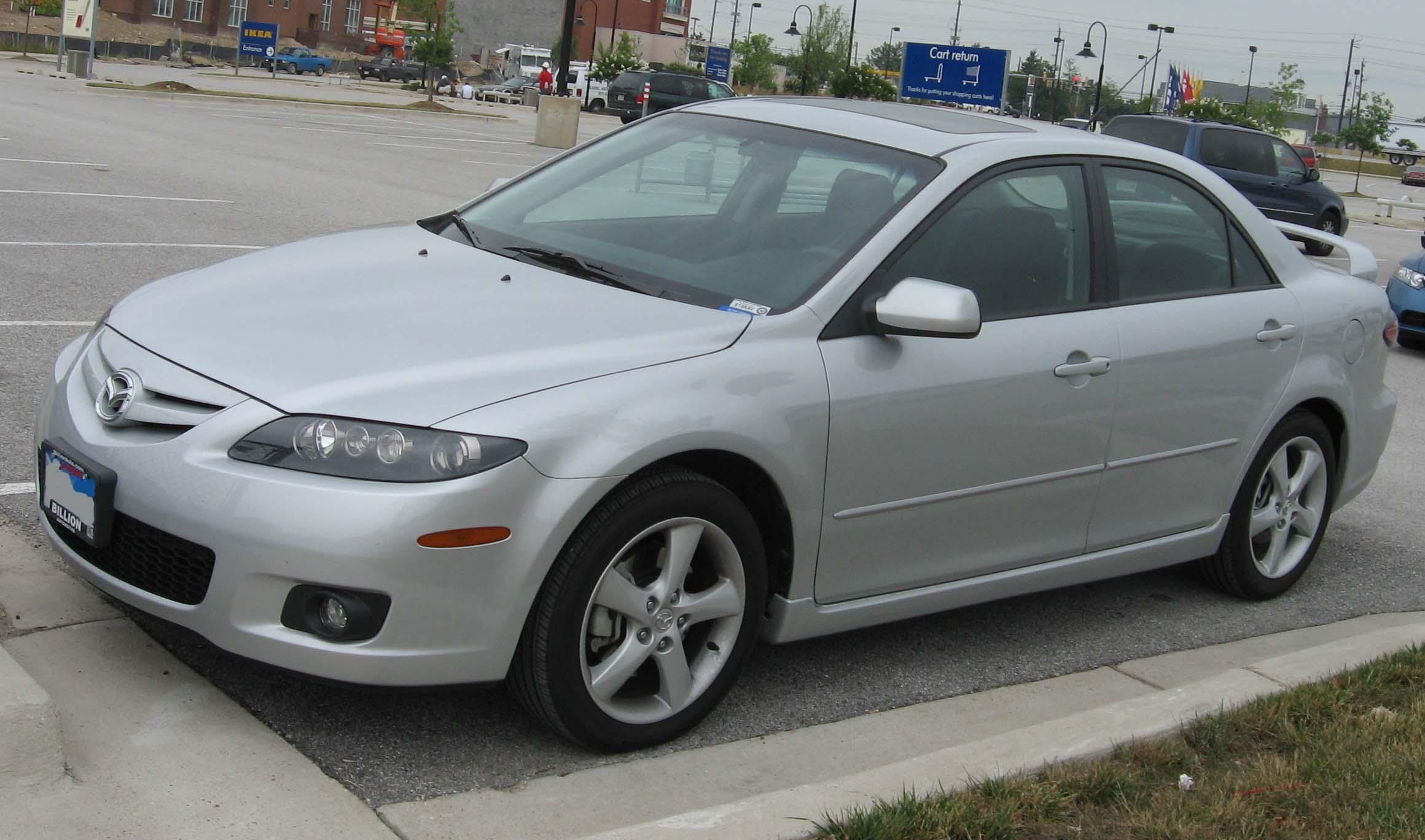 2007 Mazda 6 Partsopen 2006 Fuel Filter Src