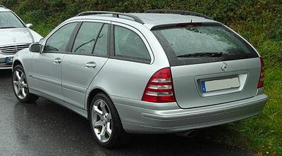 2007 Mercedes-Benz C-Klasse T-Modell