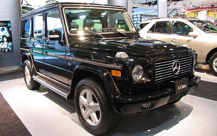 2007 Mercedes-Benz G-Class
