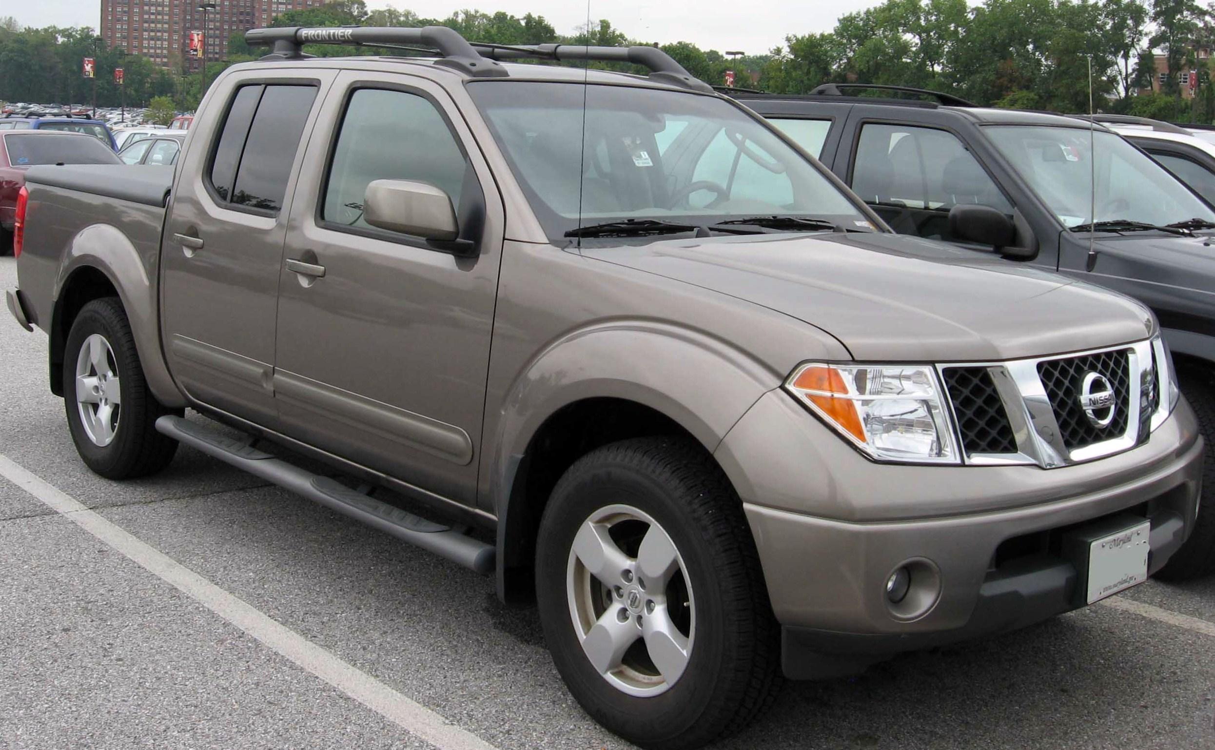 2007 Nissan Frontier Partsopen