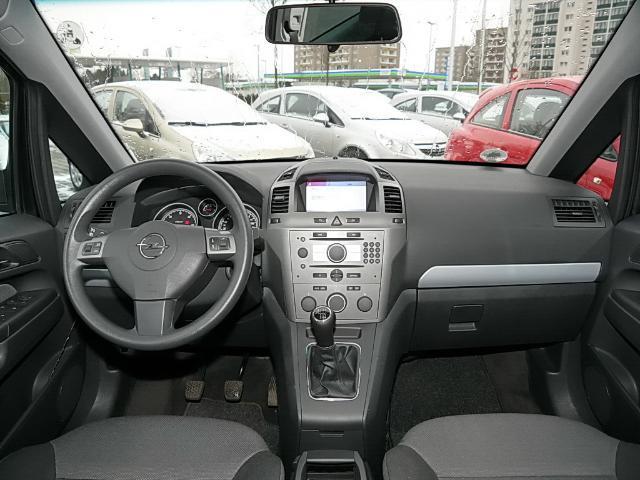 2007 Opel Zafira
