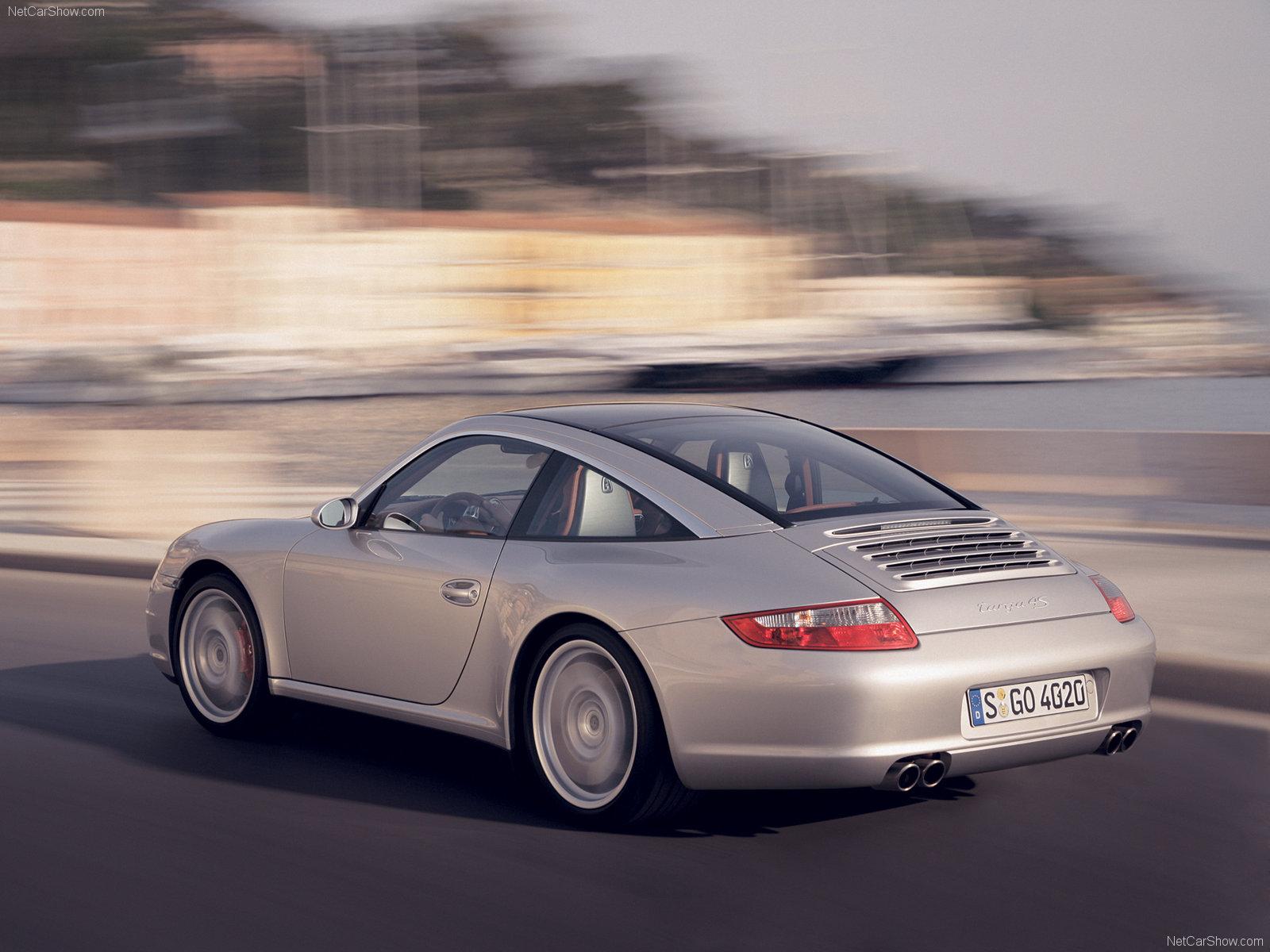 2007 Porsche 911 Partsopen