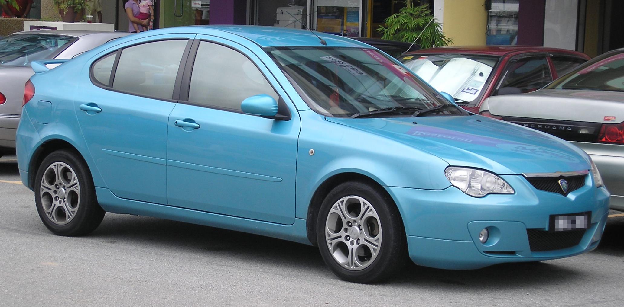 2007 Proton Gen-2