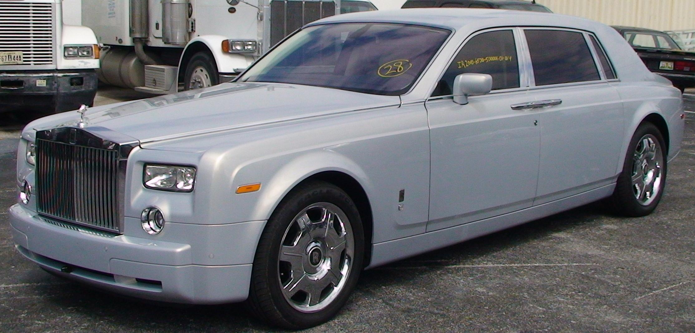 2007 rolls royce phantom partsopen. Black Bedroom Furniture Sets. Home Design Ideas