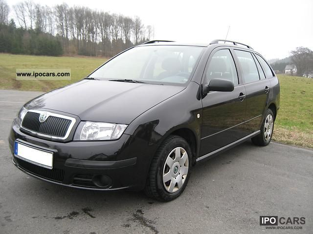 2007 skoda fabia combi partsopen. Black Bedroom Furniture Sets. Home Design Ideas
