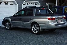 2007 Subaru Baja
