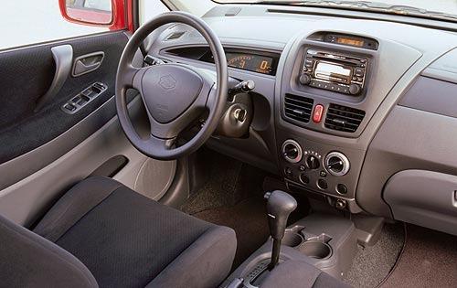 2007 Suzuki Aerio ⁄ Liana Hatchback
