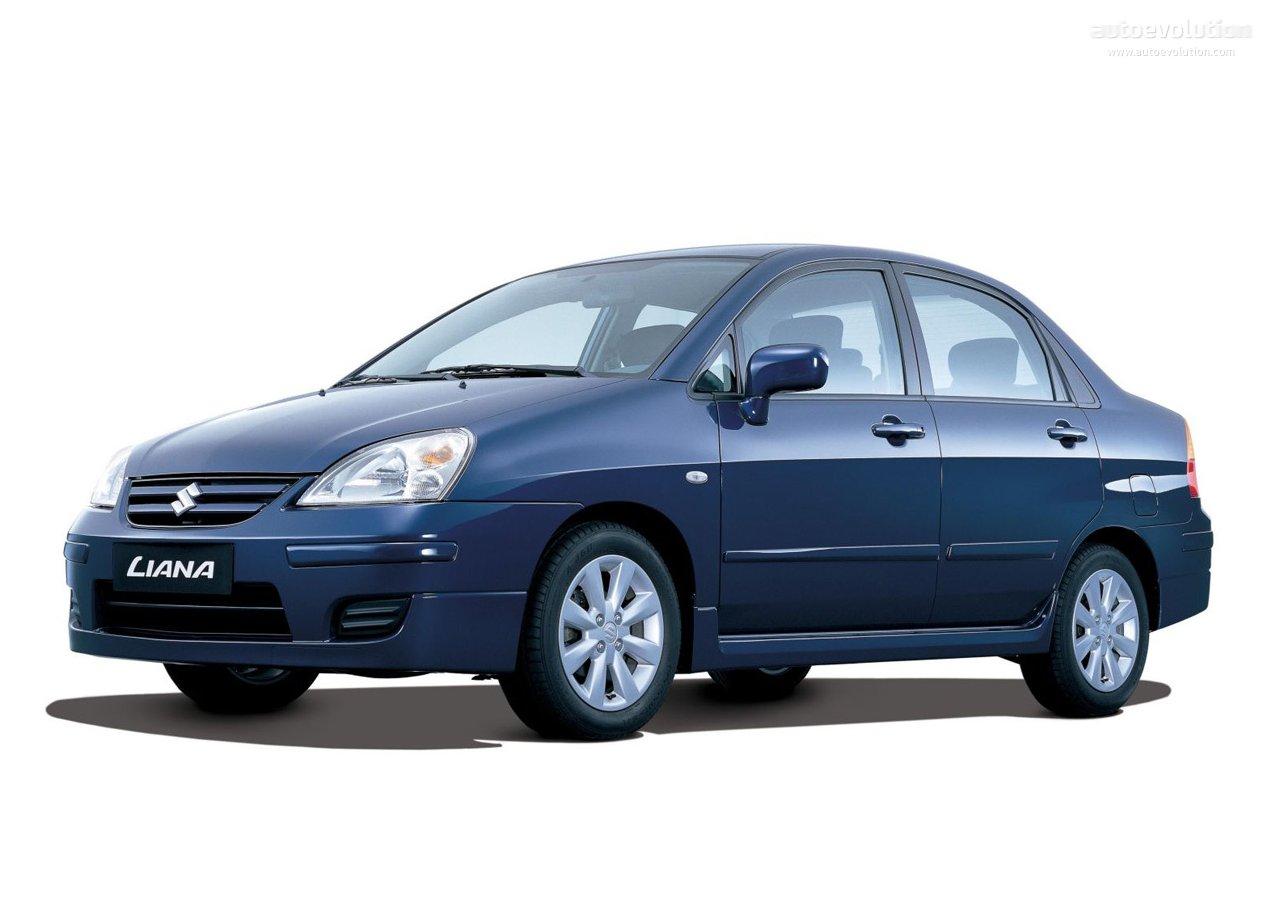 2007 Suzuki Aerio ⁄ Liana Sedan
