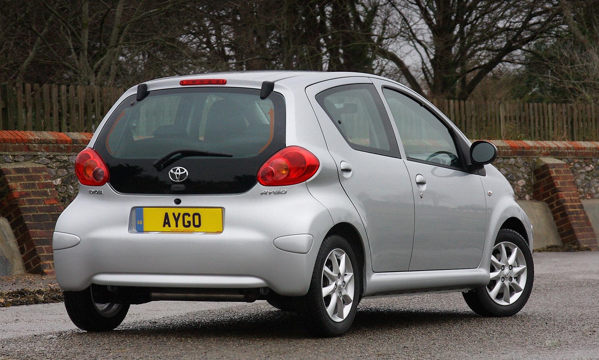 2007 Toyota Aygo