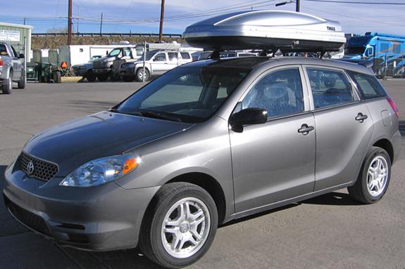 2007 Toyota Matrix Partsopen