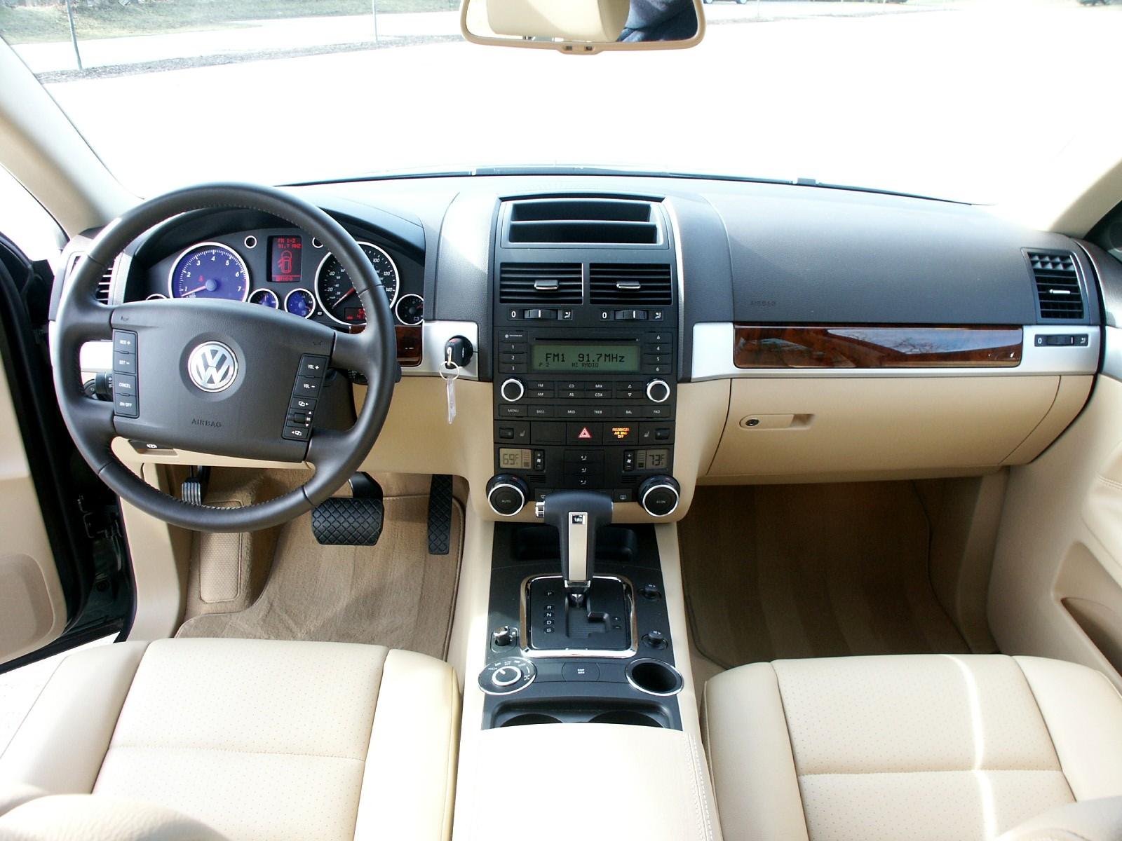 2007 Volkswagen Touareg - Partsopen