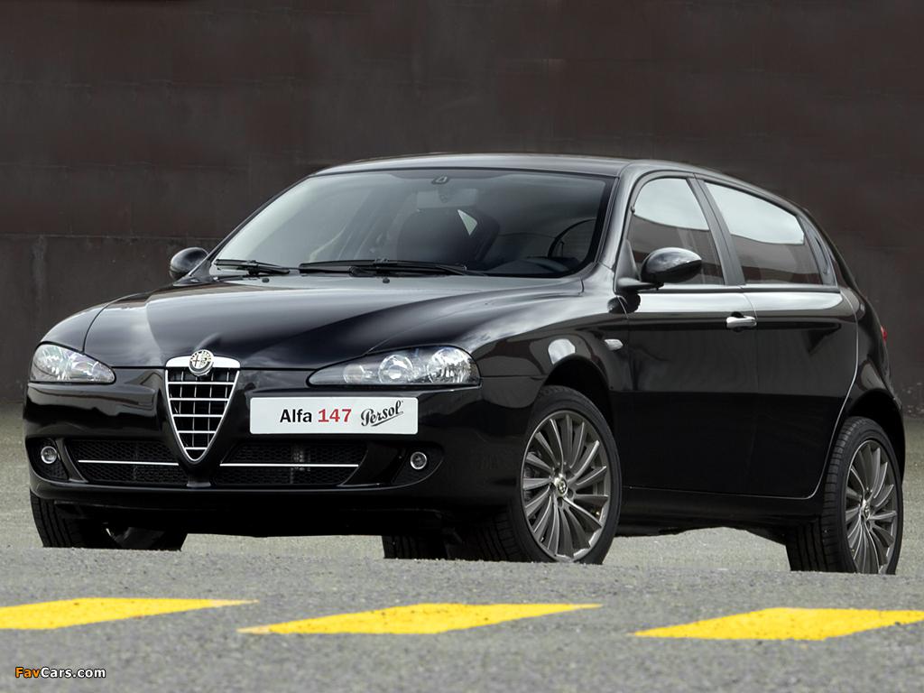 2008 Alfa Romeo 147