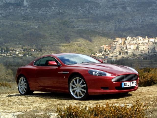 2008 Aston Martin DB9