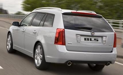 2008 Cadillac BLS
