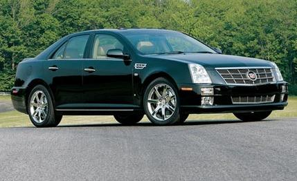 Cadillac Sts Specs And Photots Rage Garage On Cadillac Images