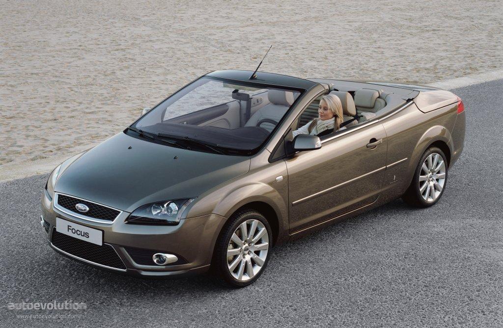 2008 Ford Focus CC