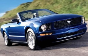 2008 Ford Mustang