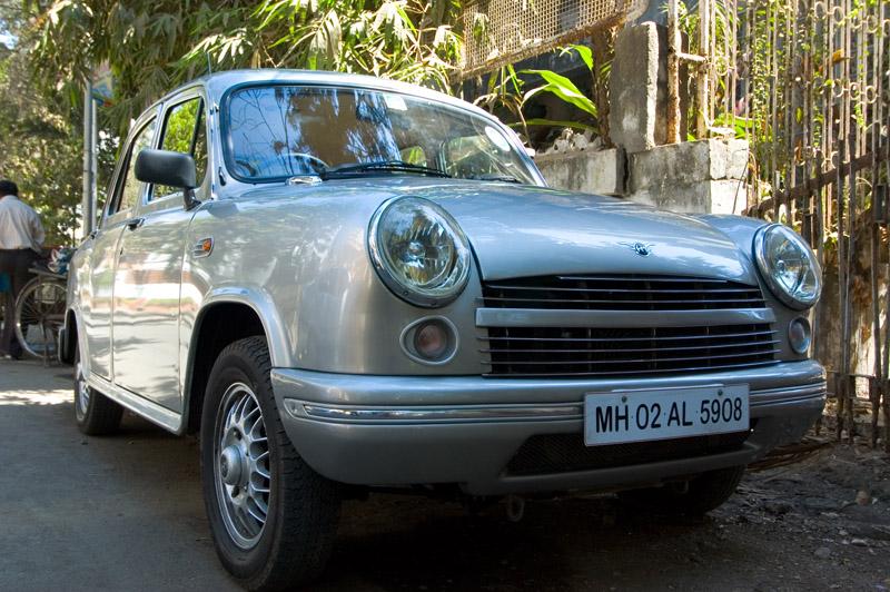 2008 Hindustan Ambassador