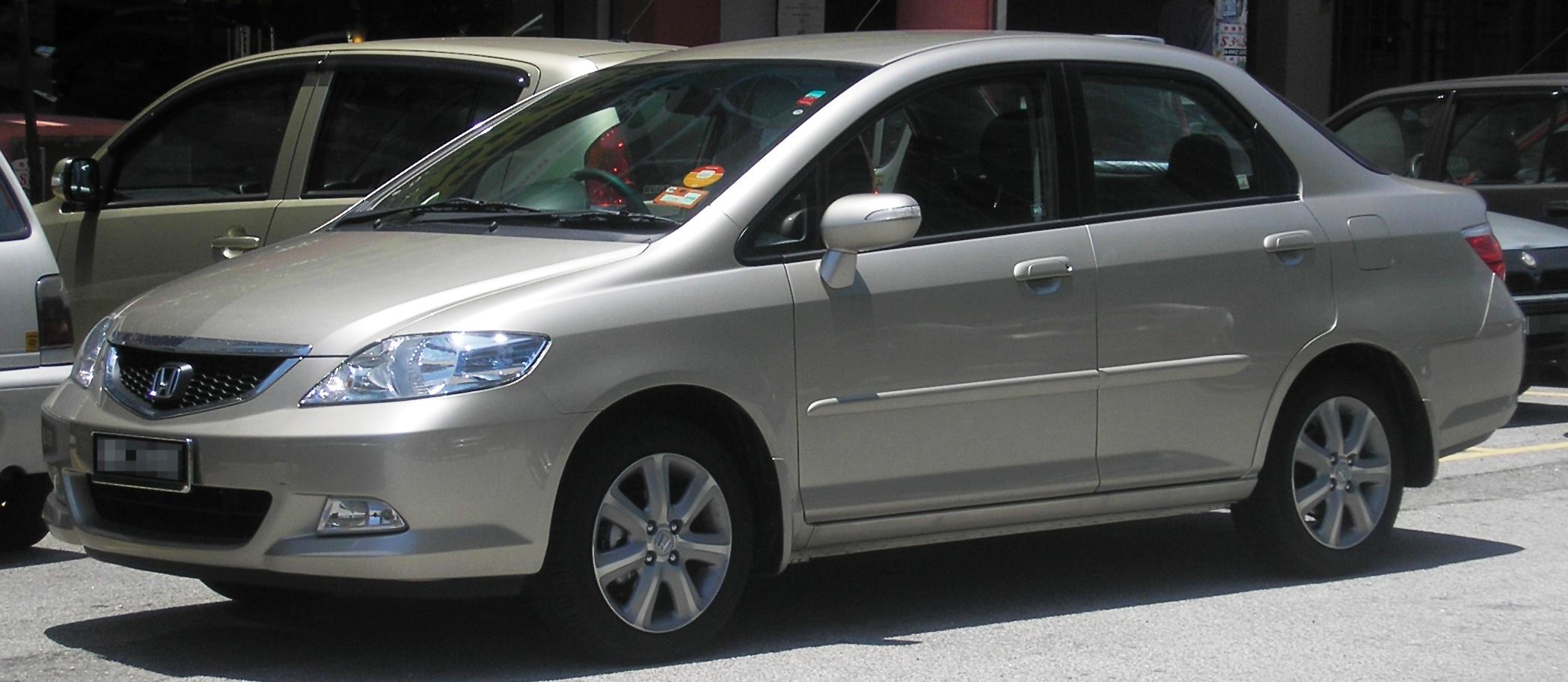 2008 Honda City - Partsopen