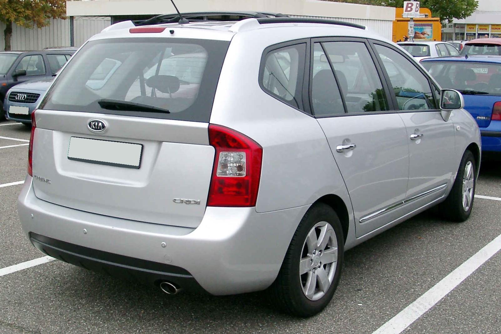 2008 Kia Carens