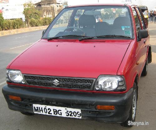 2008 Maruti 800