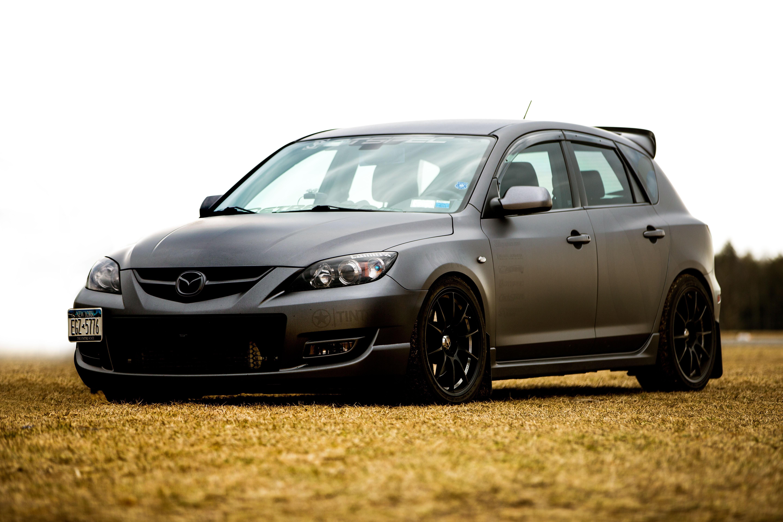 2008 Mazda MAZDASPEED MAZDA3