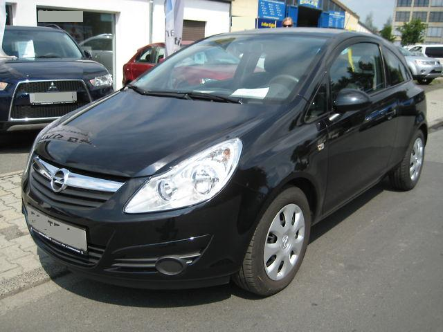 2008 Opel Corsa