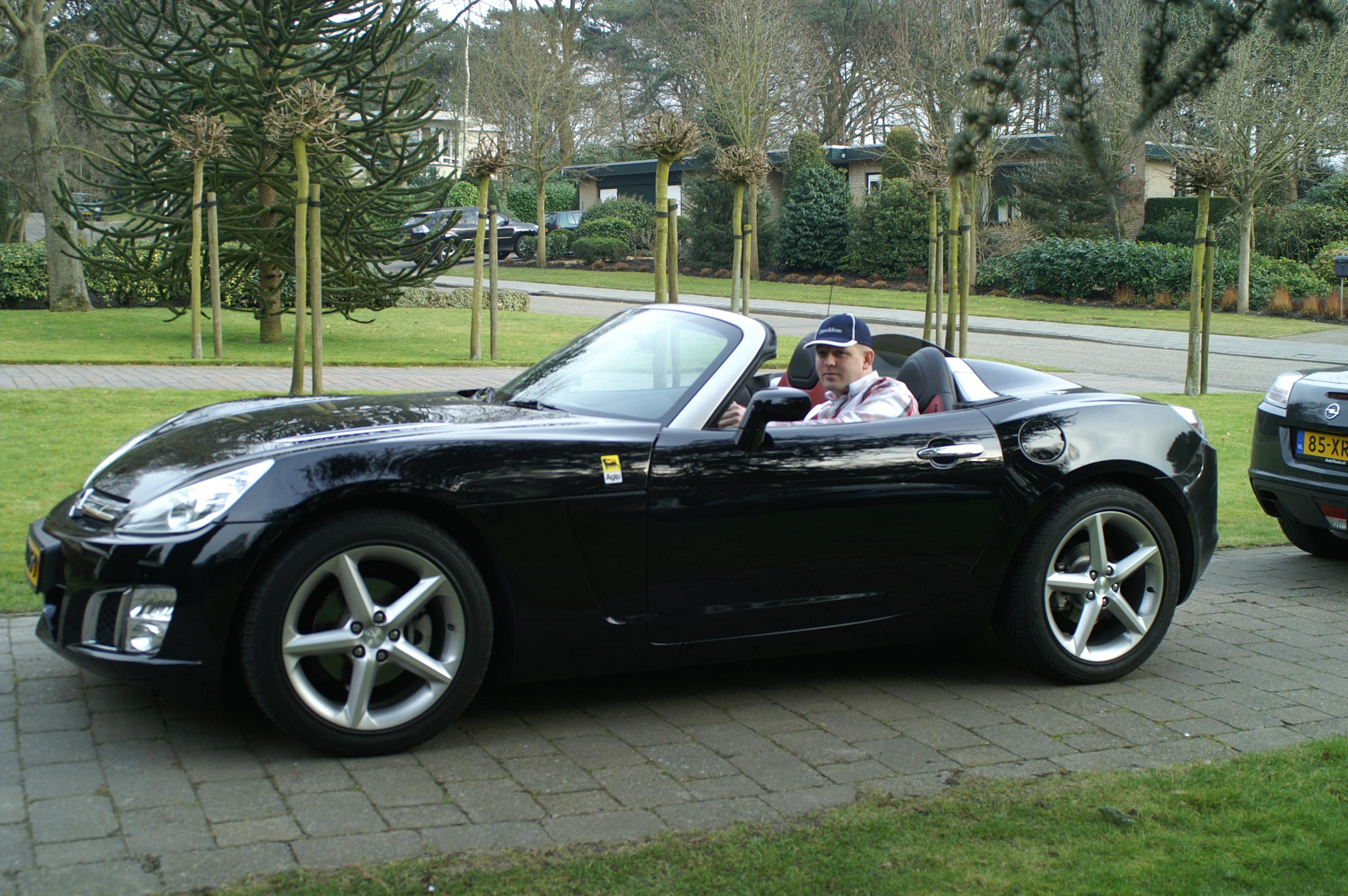2008 Opel Gt Partsopen