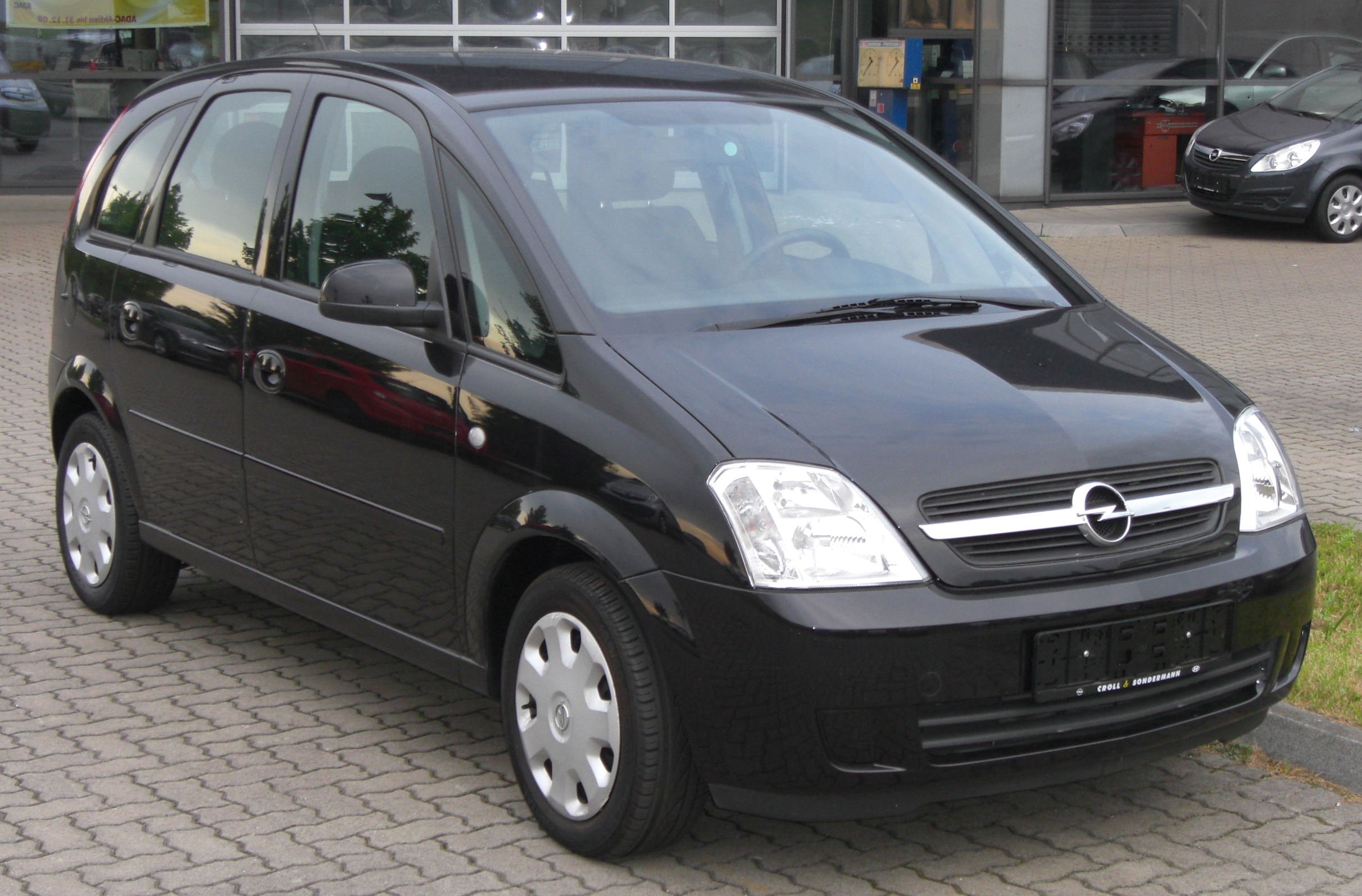 2008 opel meriva partsopen. Black Bedroom Furniture Sets. Home Design Ideas