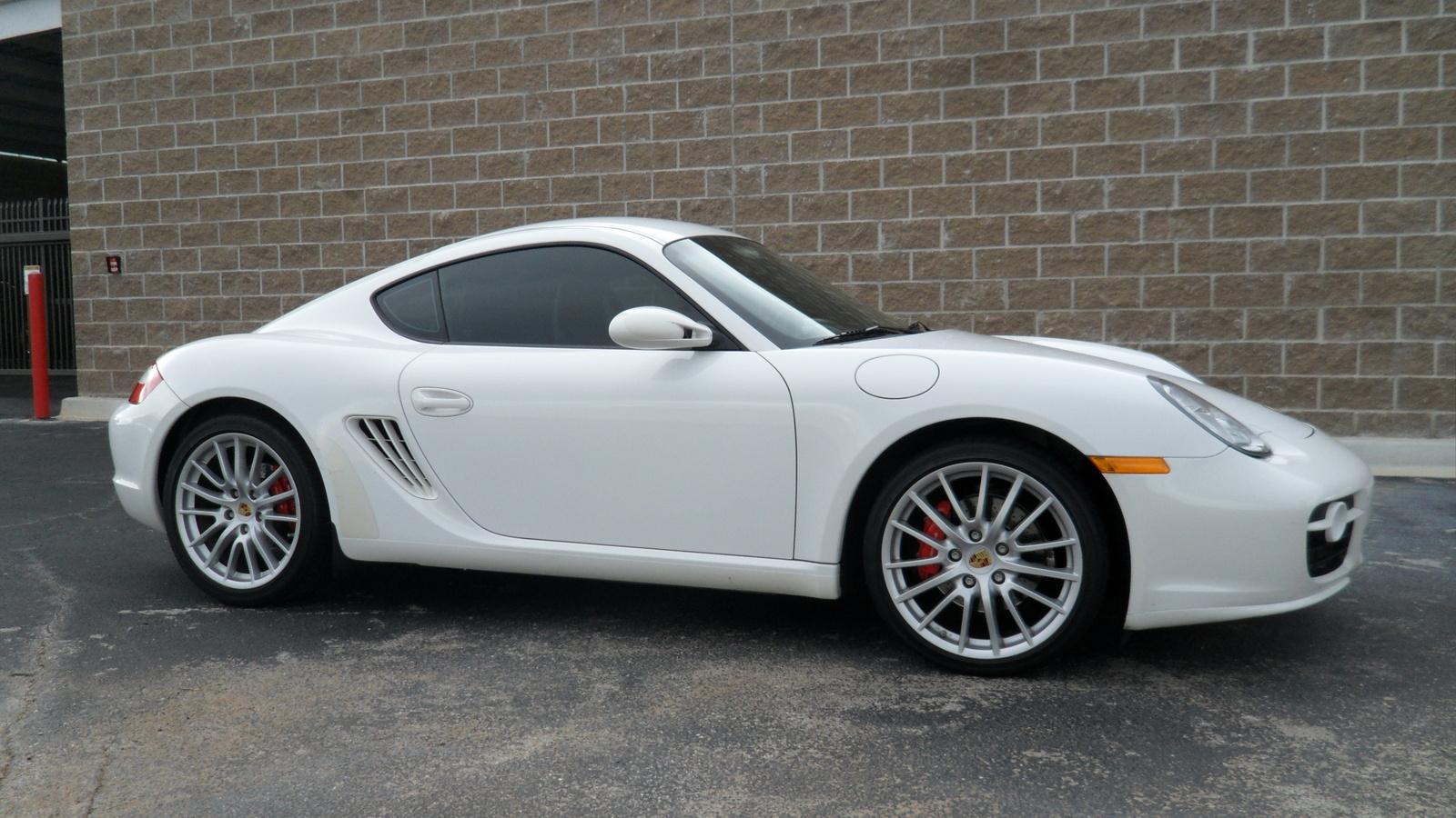 2008 Porsche Cayman S Partsopen