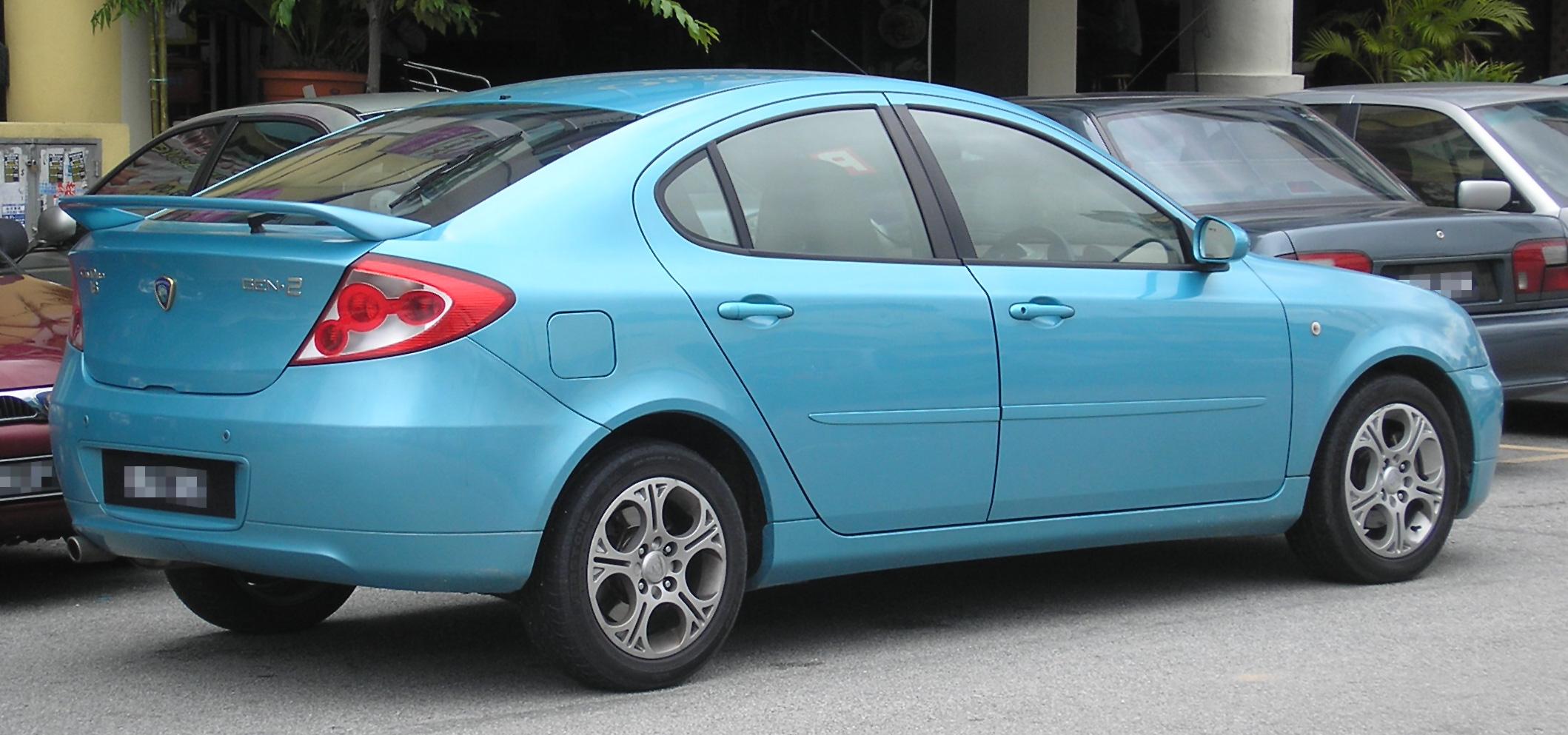 2008 Proton Gen-2