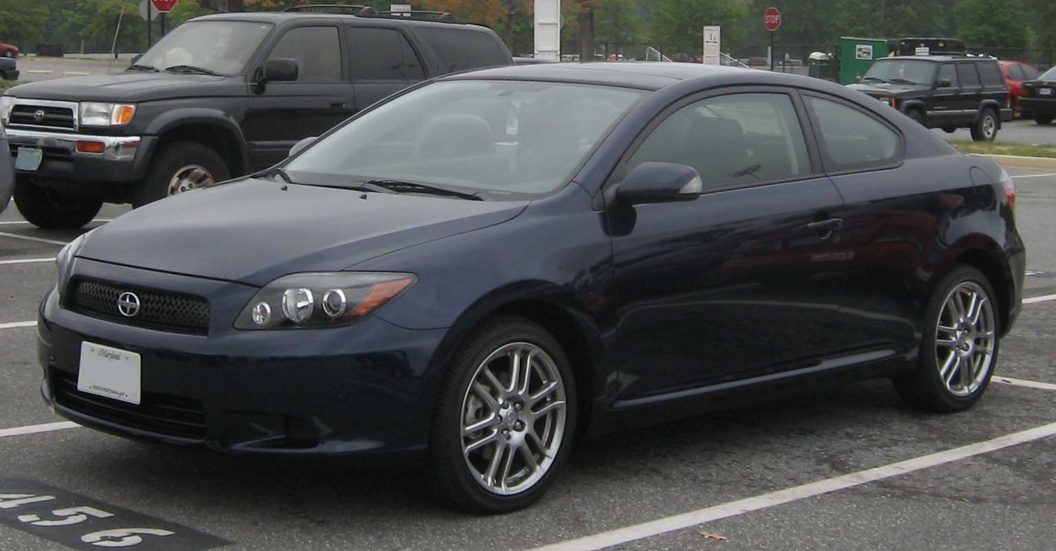 2008 Scion tC