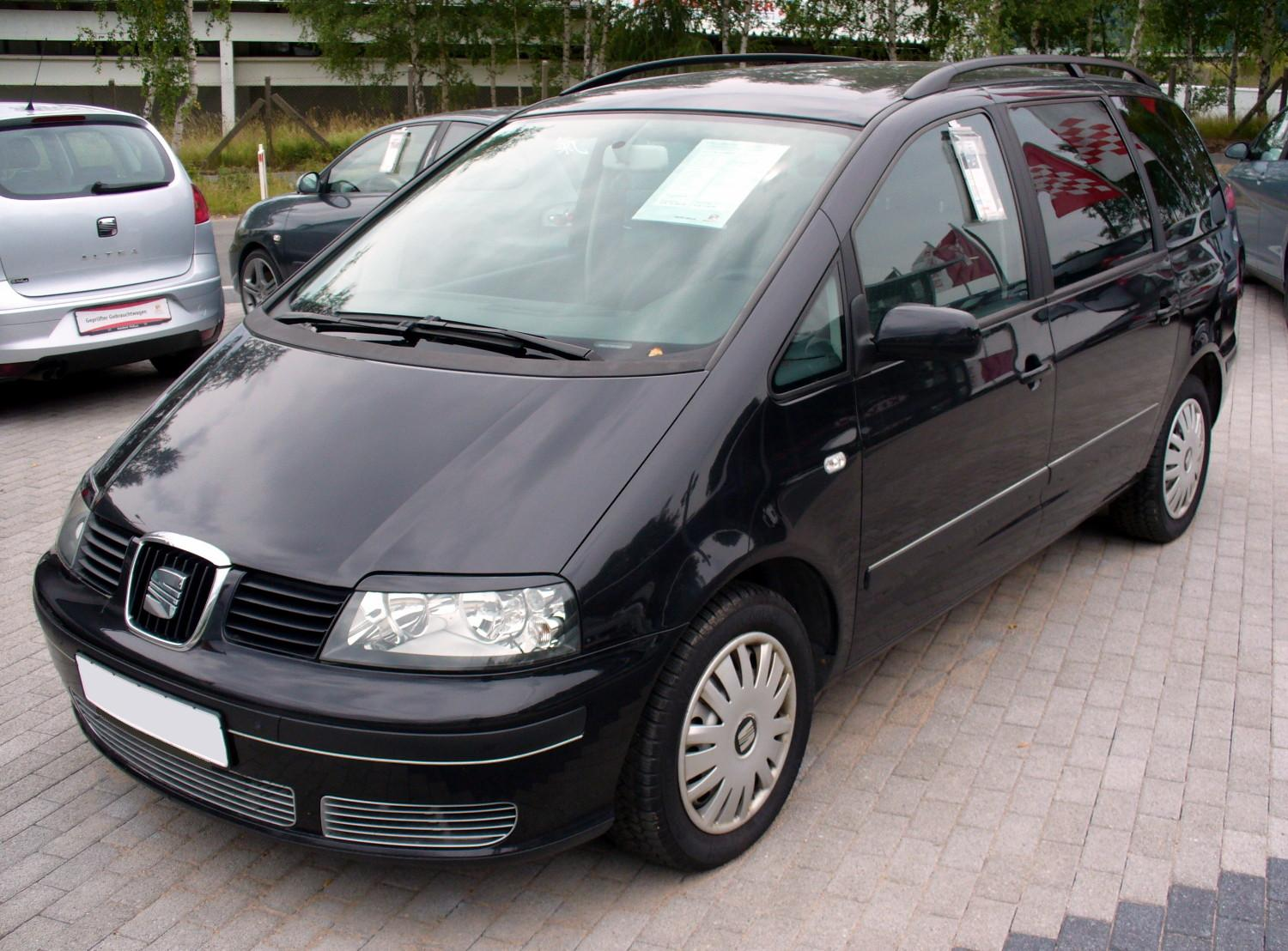 2008 seat alhambra partsopen. Black Bedroom Furniture Sets. Home Design Ideas